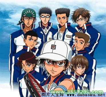日本动画片小测试|青春学园里谁是你的前世???